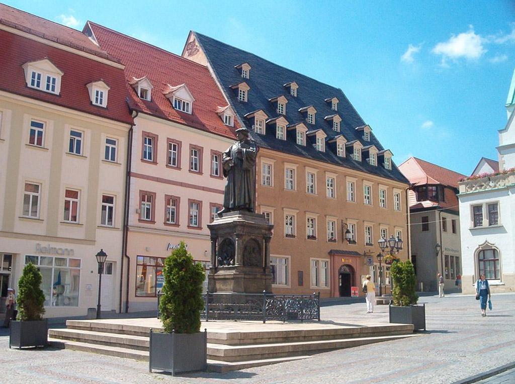 Lutherdenkmal Eisleben