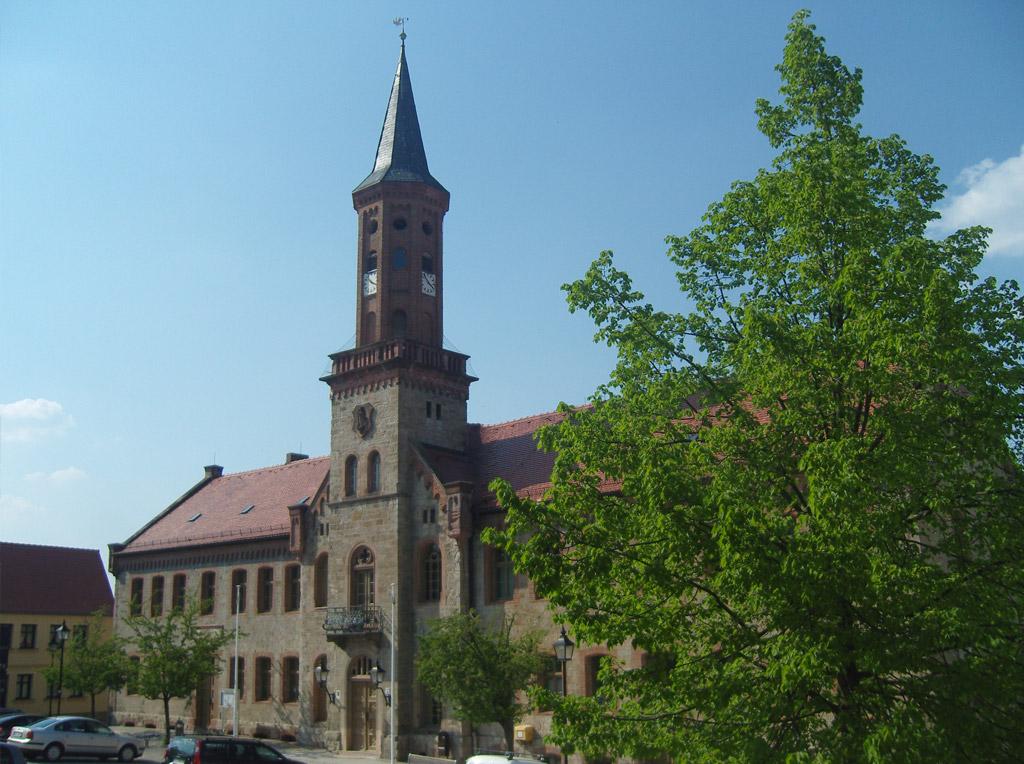 Rathaus Könnern