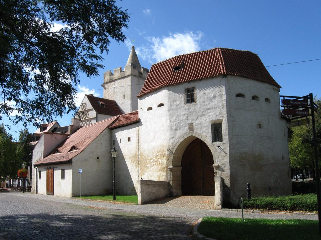 Marientor Naumburg