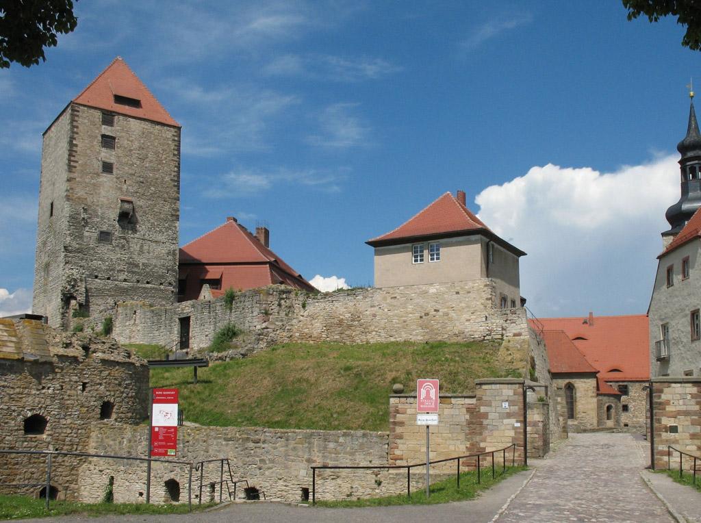 Südtor der Burg