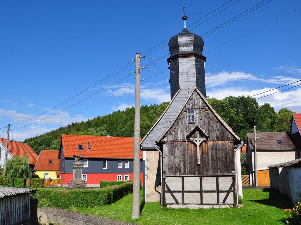 Ortsteil Wolfsberg